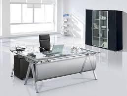 modern glass office desks. delighful modern with modern glass office desks n