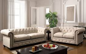 tufted sofa and loveseat set off 70