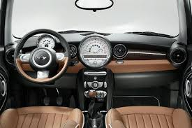 mini cooper 50 mayfair interior mini