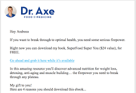 example of email 12 powerful sales boosting email marketing examples for your online