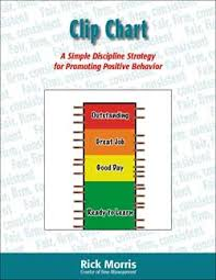 Clip Chart Behavior Management System Clip Chart Guide