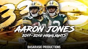 Green Bay Rb Depth Chart 2017 Green Bay Packers Why Aaron Jones Could Be This Years
