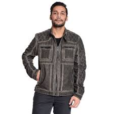 Excelled Quilted Moto Jacket & Men's Excelled Quilted Moto Jacket Adamdwight.com