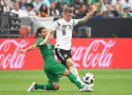 Hector hebt eine abseitstellung von al jassim auf, der schneller als süle ist. Deutschland Gegen Saudi Arabien Testspiel Zur Fussball Wm 2018 Im Live Ticker Fussball Wm
