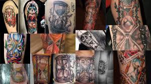 значение тату песочные часы клуб татуировки фото тату значения