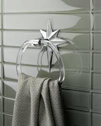 modern towel ring. Rejuvenation Mid-Century Modern Towel Ring