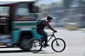 Peatones y ciclistas engrosan listas de fallecidos por accidentes viales