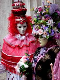 Výsledek obrázku pro karneval v Benátkách foto