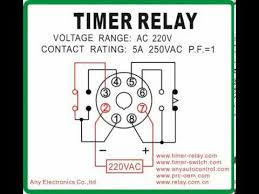ah3 3 timer relays timer switch com youtube time delay relay circuit diagram at Timer Relay Wiring Diagram