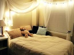 over the bed lighting. Lights Over Bed String Diy Bedroom Pinterest . The Lighting T
