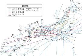 Traffic Flow Chart Ifr Mlit Japan