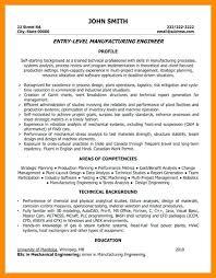 Sample Of Mechanical Engineer Resume Mechanical Engineer Resume