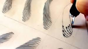 виды татуажа бровей методы техники медицинский центр эра