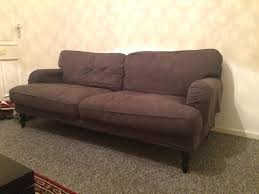 ikea stocksund 3 seat sofa