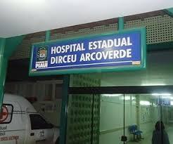 Resultado de imagem para Hospital Dirceu Arcoverde