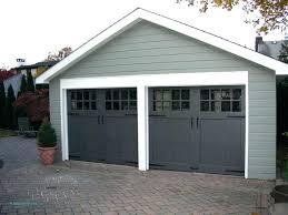 average cost of garage door garage designs tips average cost to replace garage door large size