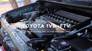 2010 Toyota Tundra Diesel - YouTube