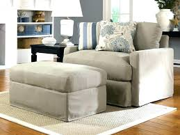 mesmerizing slipcover for chair and ottoman chair with ottoman chair ottoman slipcover chair ottoman