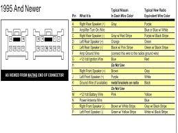 nissan radio wiring color code wiring diagram for you • 1994 nissan pathfinder wiring diagram wiring forums nissan primera radio wiring colour codes 1998 nissan sentra radio wiring color codes