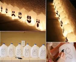 diy halloween decorations home. 3 DIY Halloween Ghost Decorations Diy Home E
