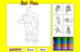 Small Picture Batman Coloring Game For Boys Coloring Coloring Pages