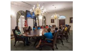 Interior Design Experience Program Custom Gerald R Ford Presidential Museum Field Trips Grkids