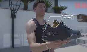 ball shoes. lonzo ball\u0027s signature big baller brand shoes are a ridiculous $495 ball