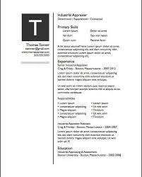 Pages Resume Templates Free Simple Drop Cap Pages Resume Template Free IWork Templates