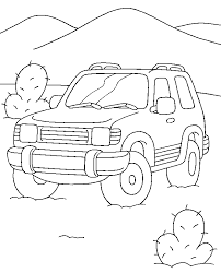 Jeep Cherokee Coloring Page Jeep Rubicon Coloring Pages Coloring