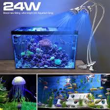 Rohs Led Aquarium Light Hot Item Fish Tank Led Aquarium Light 24w