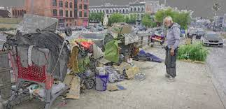 how many people are homeless in a year and for how long
