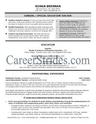 Elementary Teacher Resume Sample education resume template Ozilalmanoofco 19