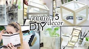 5 diy room decor and desk organization ideas art deco style