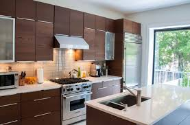 walnut wood dark roast madison door ikea kitchen cabinets cost backsplash cut tile granite laminate countertops sink faucet island lighting flooring