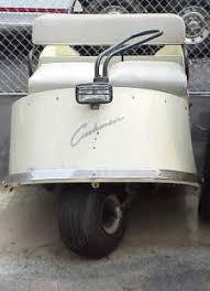 golf cart museum cushman golfcarcatalog com blog cushman three wheeled golf cart