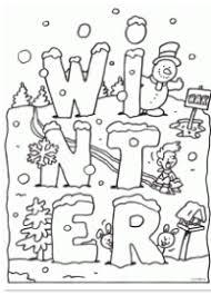 De Leukste Kleurplaten Voor De Winter Hip Hot Blogazine