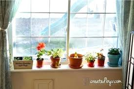 hanging window plant shelves window shelf this removable window shelf is a simple solution for creating