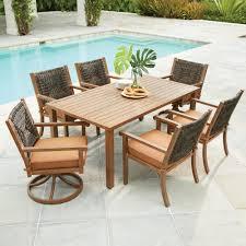 Hampton Bay Patio Furniture Outdoors The Home Depot