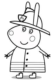 Tante idee e suggerimenti per il divertimento educativo dei bambini: Peppa Pig Disegni Da Colorare E Storia Del Cartone Animato Mamma Naturale