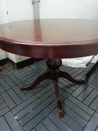 Antik Esstisch Stühle