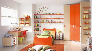 Orange Color For Bedroom Bedroom Kid Bedroom Decorations Along With Orange Color Bed