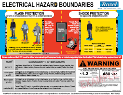 Arc Flash Ppe Chart 2017 Electrical Safety Posters Free Download K3lh Com Hse