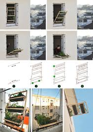 Small Picture Urban Green 8 Ingenious Small Space Window Garden Ideas Urbanist