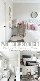 Light Warm Grey Paint Colors Remodelaholic Color Spotlight Benjamin Moore Pale Oak