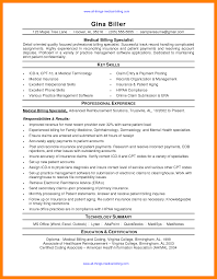 Collection Specialist Resume Ideas Of Billing Specialist Resume Example Best Medical Billing And 12
