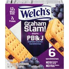 items welch s graham slam