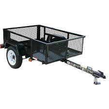 shop carry on trailer 3 5 ft x 5 ft wire mesh utility trailer at carry on trailer 3 5 ft x 5 ft wire mesh utility trailer