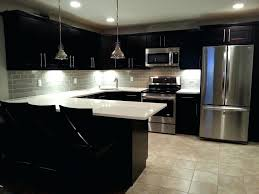 furniture stylish black and white kitchen floor design ideas amazing dark grey tiles large tile