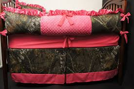 brilliant pink and green camo baby bedding pink camo baby bedding theplan com