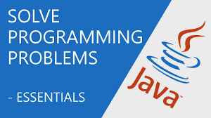 java programming solve programming problems